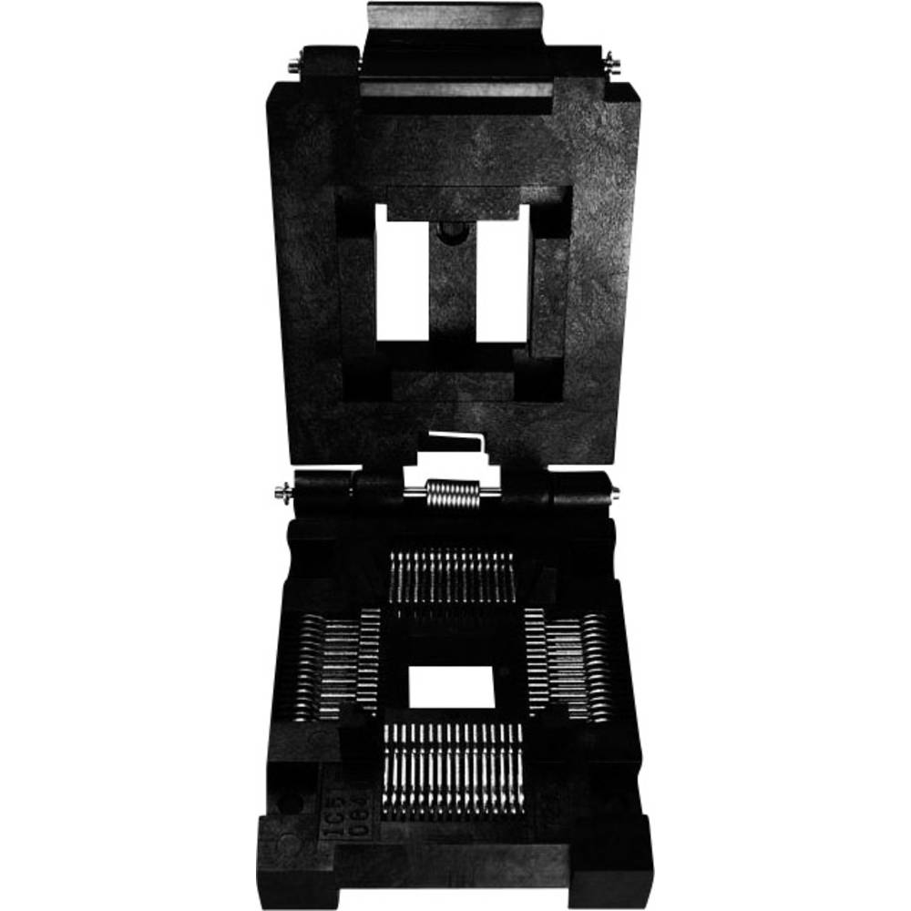 PLCC podnožje 1.27 mm št. polov: 44 Yamaichi IC51-0444-400 1 kos