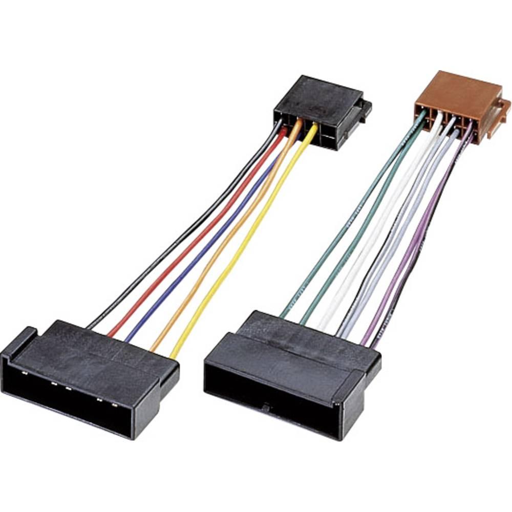 Phonocar ISO bilradio kabel Ford / Jaguar Phonocar Autoradio kabel ISO Ford/Jaguar