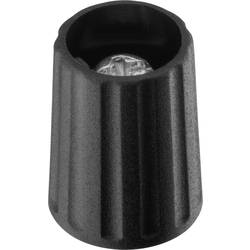 Vrtljivi gumb, crne boje (promjer x V) 10.1 mm x 13.7 mm Ritel 26 10 30 3 1 kom.