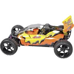 RC-modelbil Buggy 1:6 FG Modellsport WB535 26 cm³ Benzin 4WD RtR 2,4 GHz
