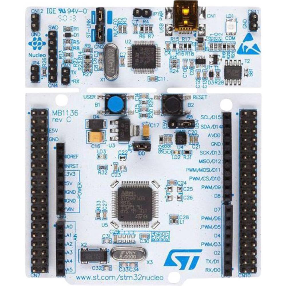 Razvojna plošča STMicroelectronics NUCLEO-F302R8