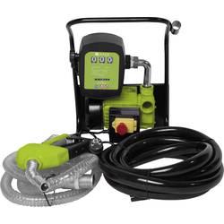 Elektrisk diesel- og oliepumpe 230 V Zipper 2400 l/h med jordstik, med tæller