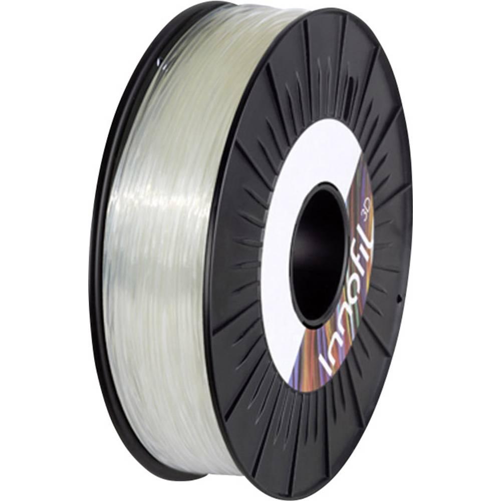Filament ABS-0101B075 Innofil 3D ABS 2.85 mm osnovna (prozirna) 750 g