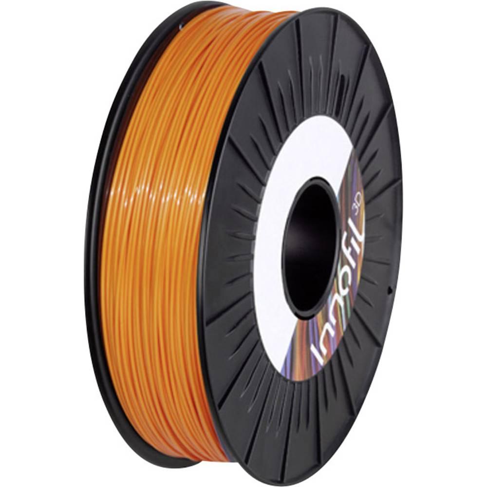 Filament Innofil 3D ABS-0111B075 ABS 2.85 mm oranžne barve 750 g