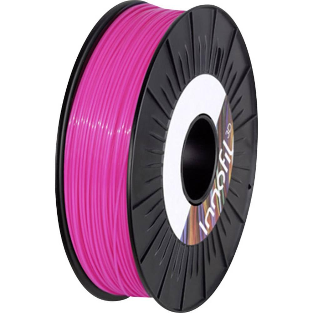 Filament Innofil 3D ABS-0120B075 ABS 2.85 mm roza barve 750 g