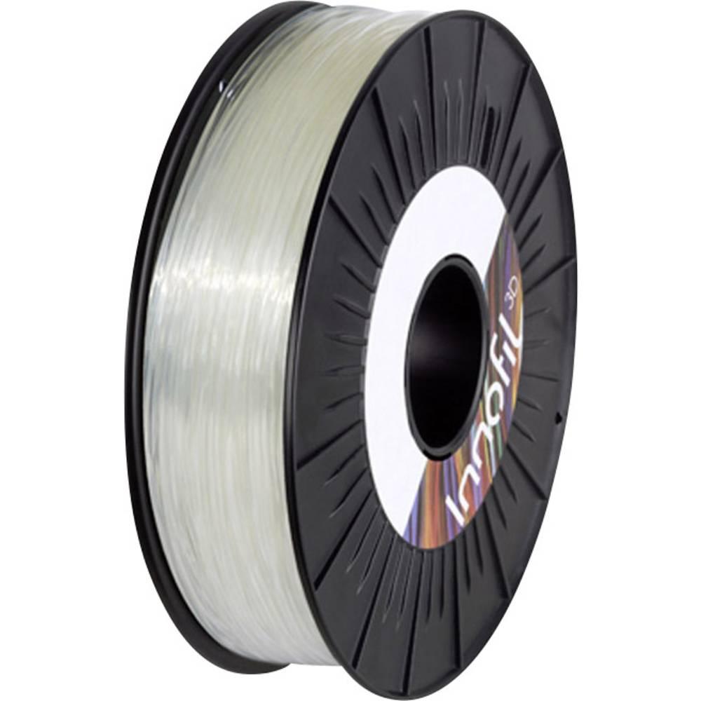 Filament Innofil 3D FL45-2001A050 PLA kompozit, fleksibilen Filament 1.75 mm naravne barve 500 g