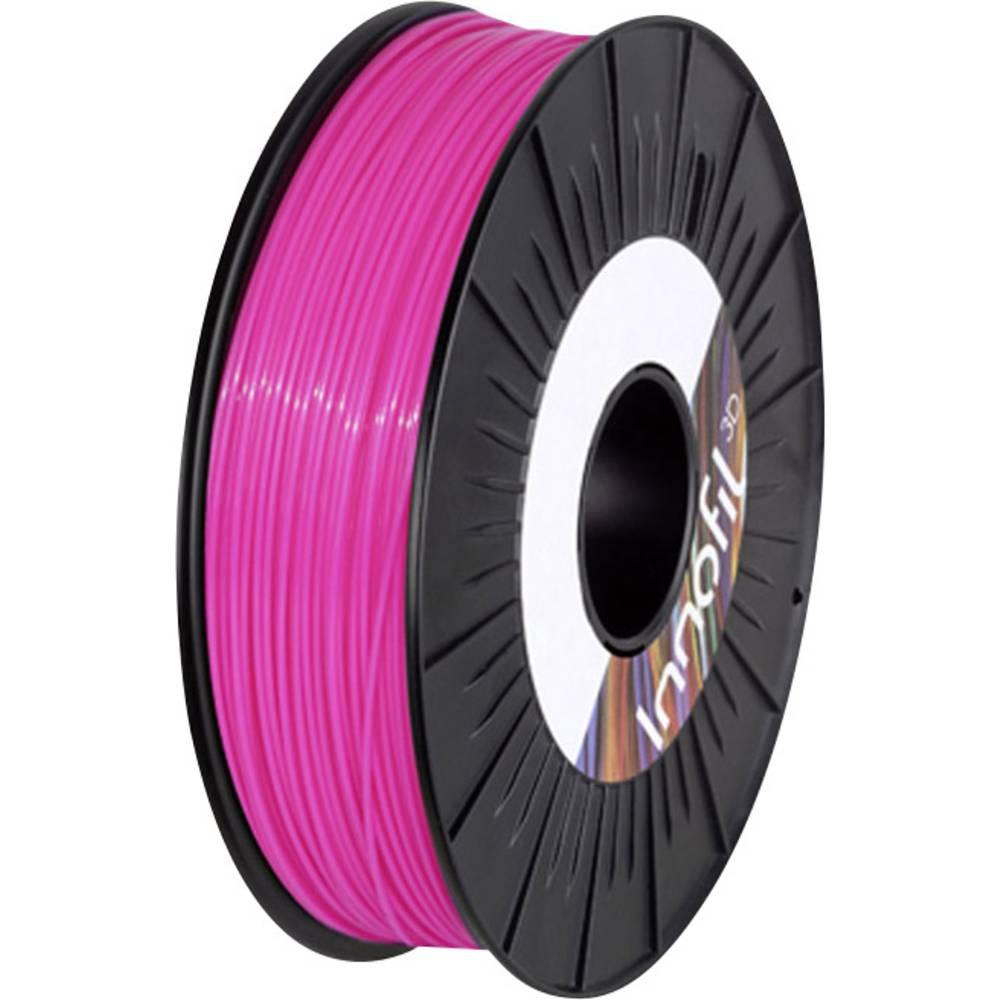 Filament FL45-2020A050 Innofil 3D PLA mješavina, fleksibilni filament 1.75 mm ružičasta 500 g