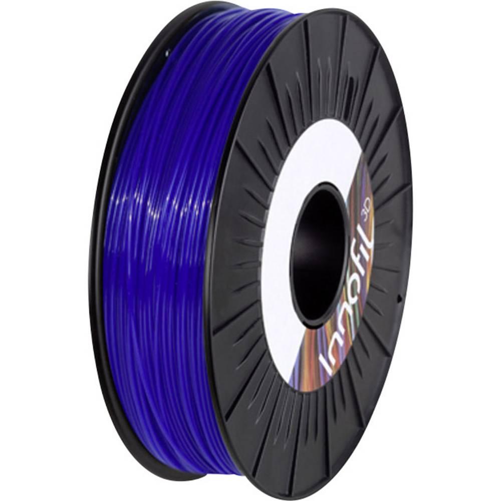 Filament FL45-2005B050 Innofil 3D PLA mješavina, fleksibilni filament 2.85 mm plava 500 g