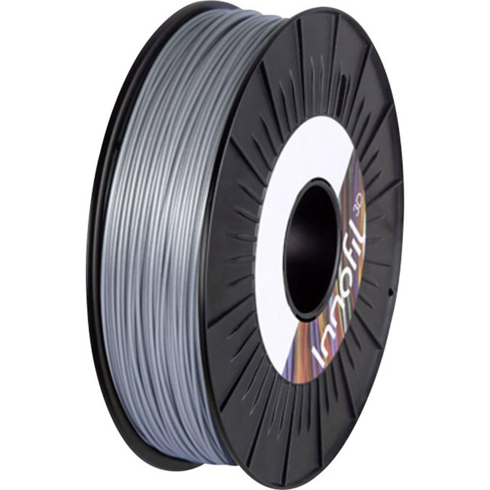 Filament Innofil 3D FL45-2021B050 PLA kompozit, fleksibilen Filament 2.85 mm sive barve 500 g