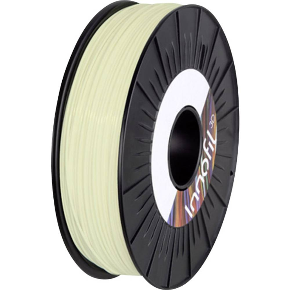 Filament GLOW-0801A050 Innofil 3D InnoGlow naknadno svjetleći 1.75 mm osnovna (prozirna) 500 g