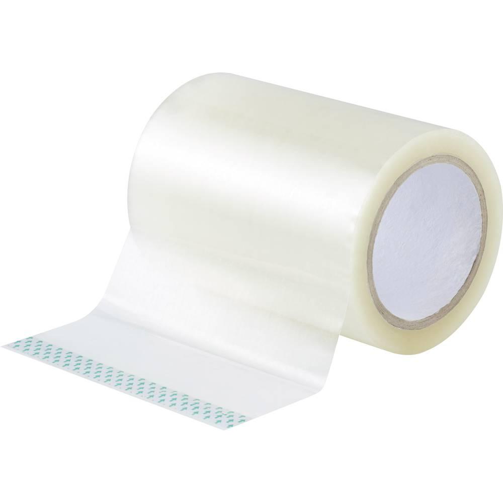 Ljepljiva traka za pakiranje TOOLCRAFT prozirna (D x Š) 66 m x 150 mm akril sadržaj: 1 rola