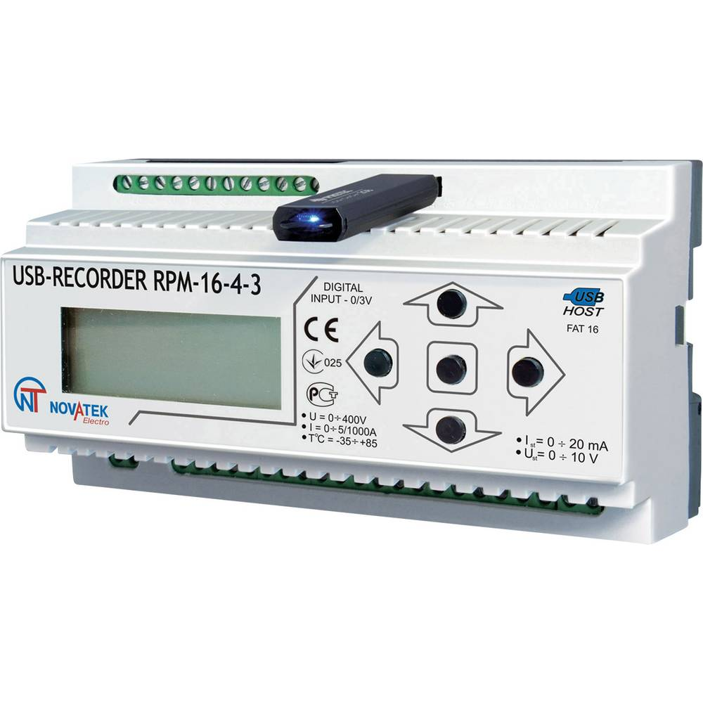 Procesni nadzorni rele Novatek Electro LTD.