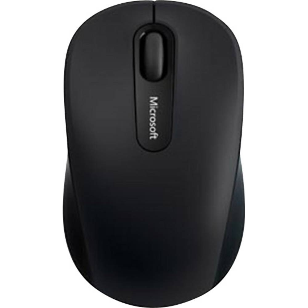 Bluetooth-miška BlueTrack Microsoft Bluetooth Mobile Mouse 3600 črne barve