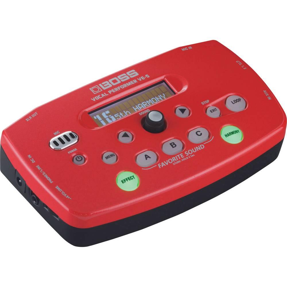BOSS VE-5-RD zvočni efekti