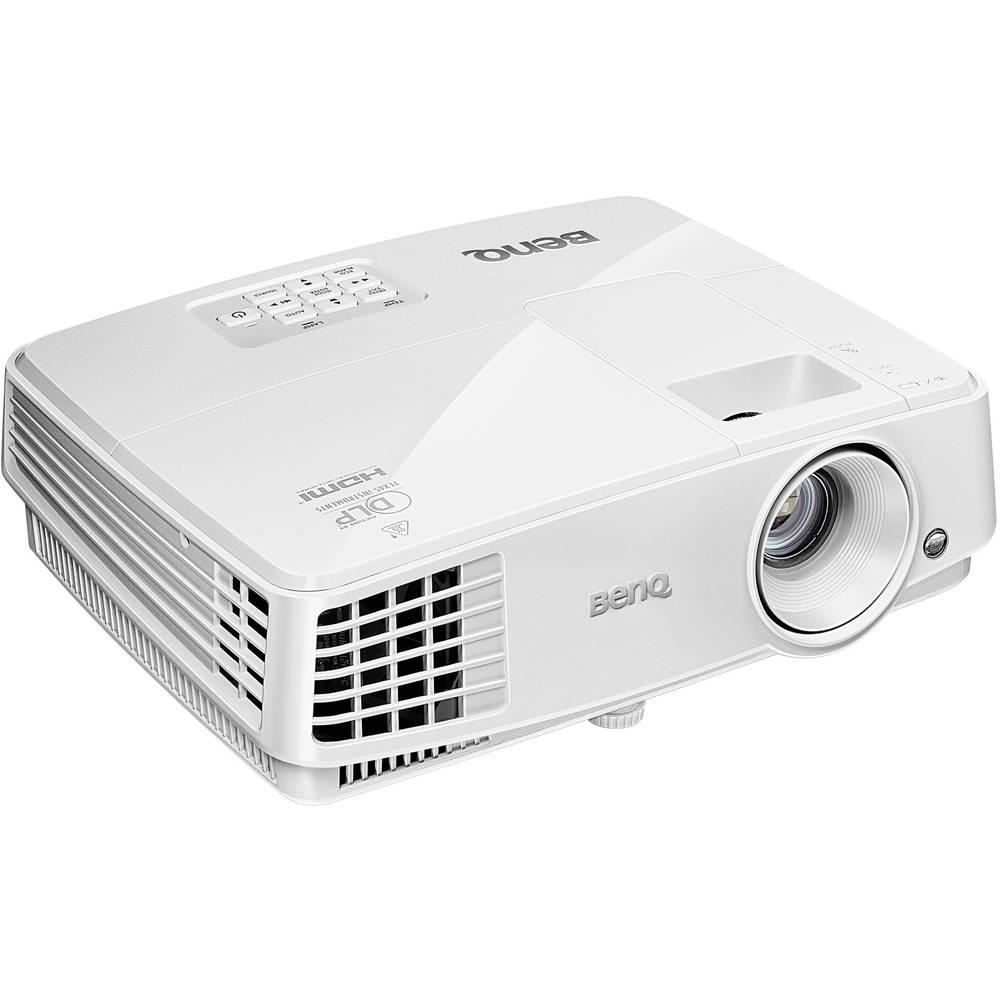 DLP projektor MS527 BenQ svjetlost: 3300 lm 800 x 600 SVGA 13000 : 1 bijela