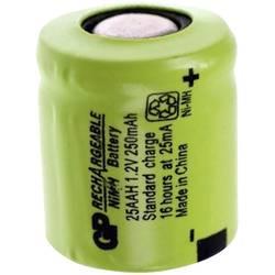 Posebni akumulator 1/3 AA Flat-Top NiMH GP Batteries GP25AAH 1.2 V 250 mAh