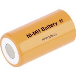 Posebni akumulator Sub-C Flat-Top NiMH Panasonic HHR30SCP-TOY 1.2 V 3050 mAh