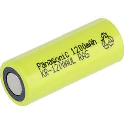 Special-batteri 4/5 A Flat-Top NiCd Panasonic 1.2/KR1200AUL 1.2 V 1200 mAh 1 stk