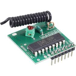 Mottagarmodul Conrad Components ZR7AZ 433 MHz