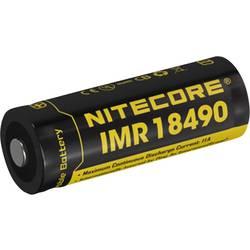Posebni akumulator 18490 Li-Ion NiteCore 18490IMR 3.7 V 1100 mAh