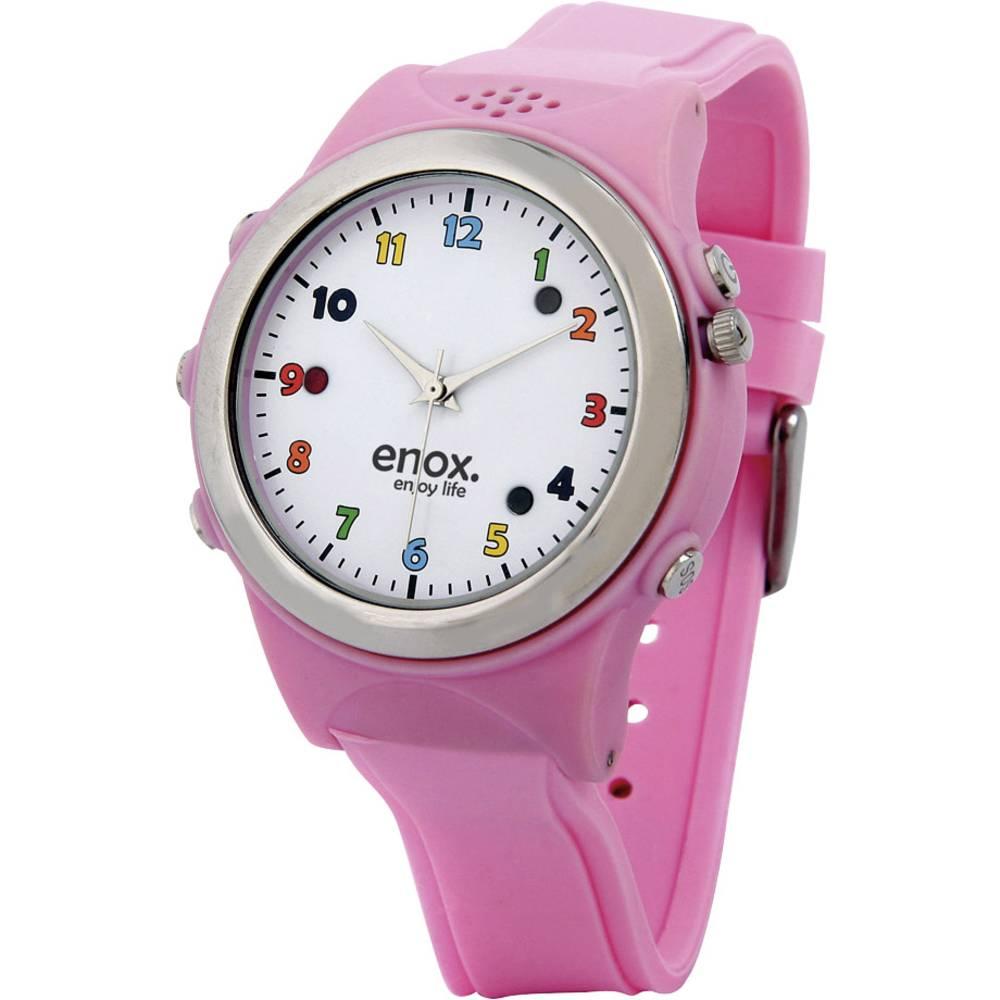 GPS sledilnik ENOX Safe-Kid-One sledilnik oseb, roza barve,