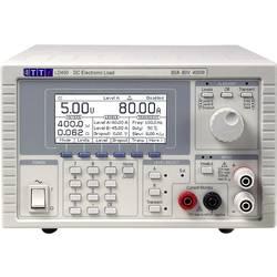 Elektronski bremenski Aim TTi LD400 80 V/DC 80 A 400 W Tovarniški standardi (lastni)