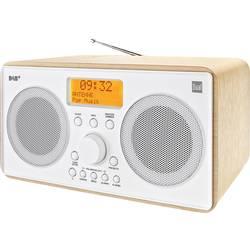 DAB+ radio Dual DAB 27 namizni, lesen