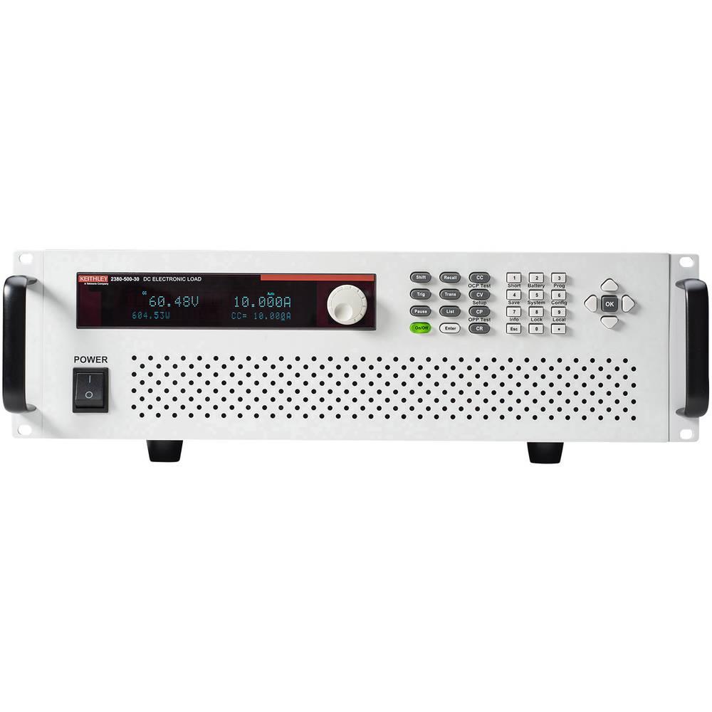 Elektronski obremenilnik Keithley 2380-500-30 500 V/AC 30 A 750 W