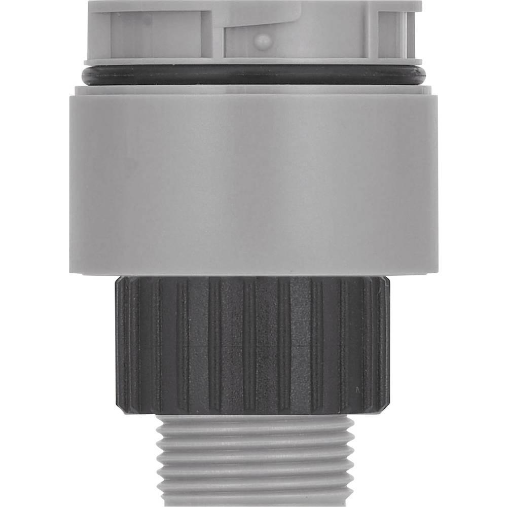Oddajnik signala, cevni adapter Werma Signaltechnik KomdoIGN 40 adapter za luknjasto montažo primeren za signalno tehniko Komdoi