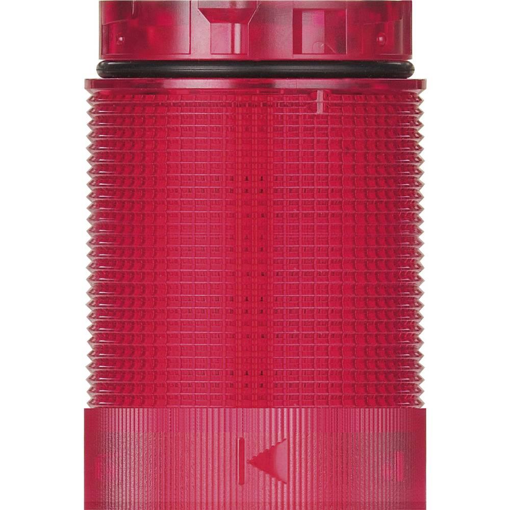 Signalni stolp LED Werma Signaltechnik KomdoIGN 40 TwinFLASH rdeče barve bliskavica 24 V/DC