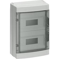 Razdelilna omarica, nadometna, število pregrad = 36 število vrstic = 2 Siemens 8GB1372-3