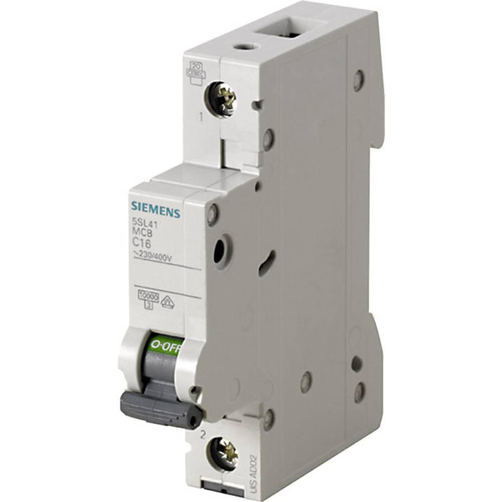 Inštalacijski odklopnik 1-polni 0.3 A 230 V, 400 V Siemens 5SL4114-7