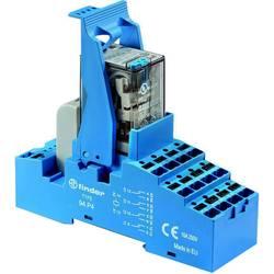 Modul releja 58.P4.9.012.0050 Finder nazivni napon: 12 V/DC, uklopna struja (maks.): 7 A, 4 izmjenična kontakta 1 kom.