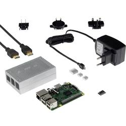 Raspberry Pi 3 MediaCenter-Set 1 GB