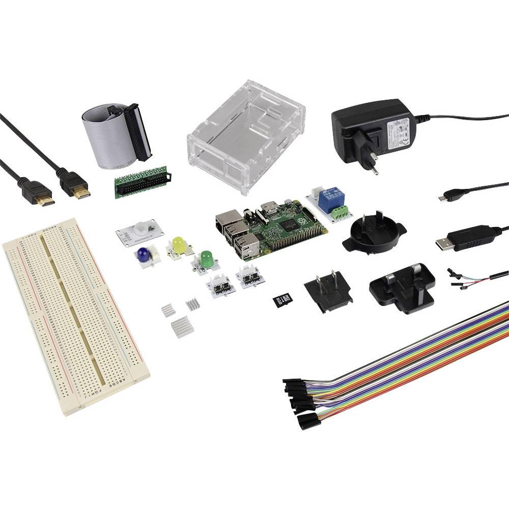 Raspberry Pi® 3 Model B komplet za eksperimentiranje 1 GB