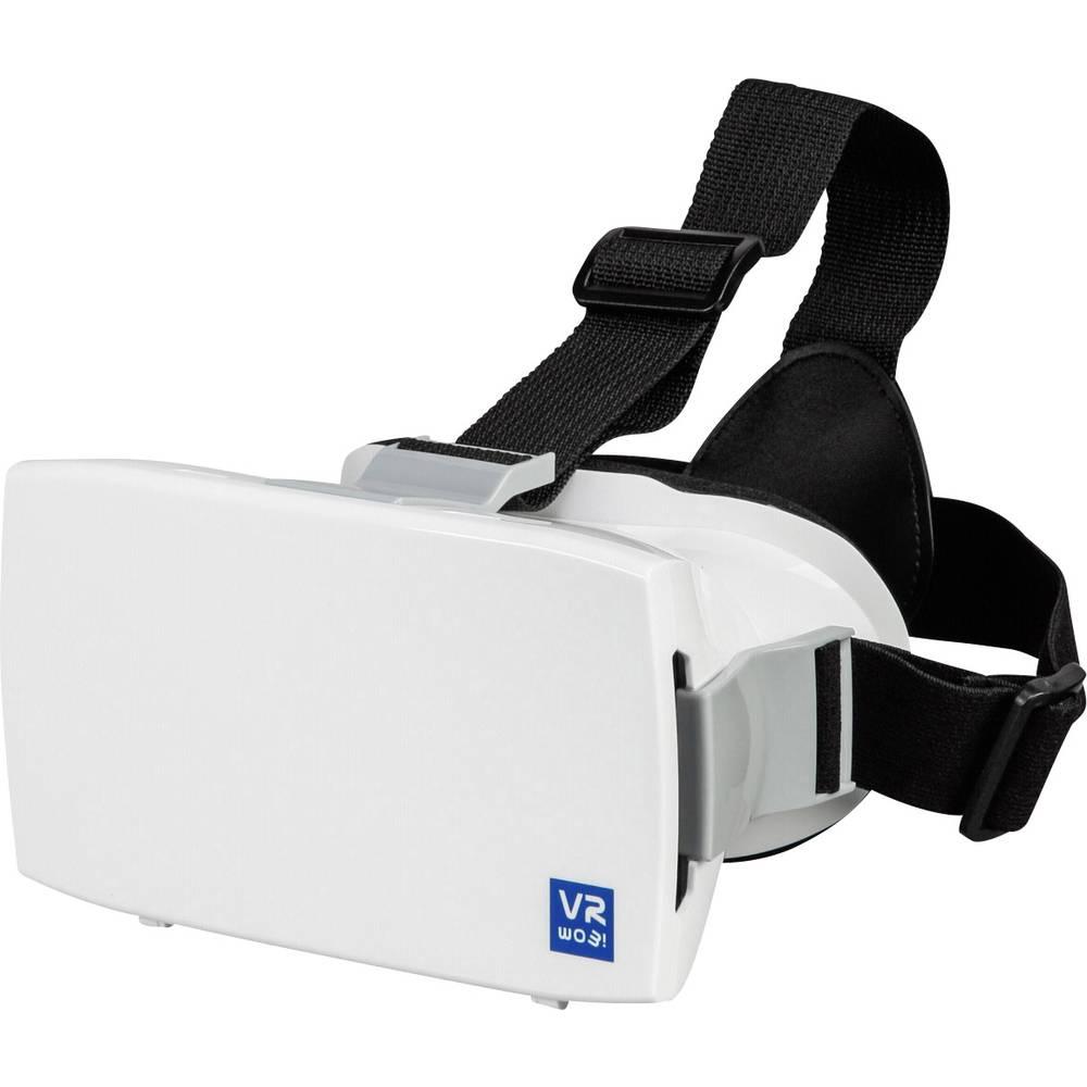 Naočale za igranje VR-WoW! 3D VR bijela