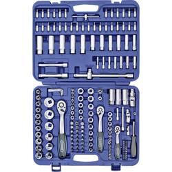 Set natičnih ključeva 7SS172 Kunzer 1/4 - 3/8 - 1/2, 172-dijelni