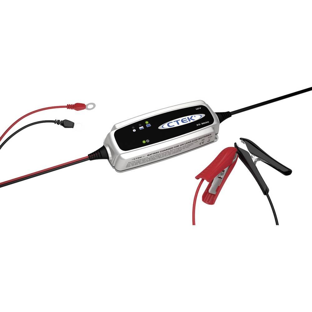Automatisk oplader CTEK XS 3600 56-217 12 V 3.6 A