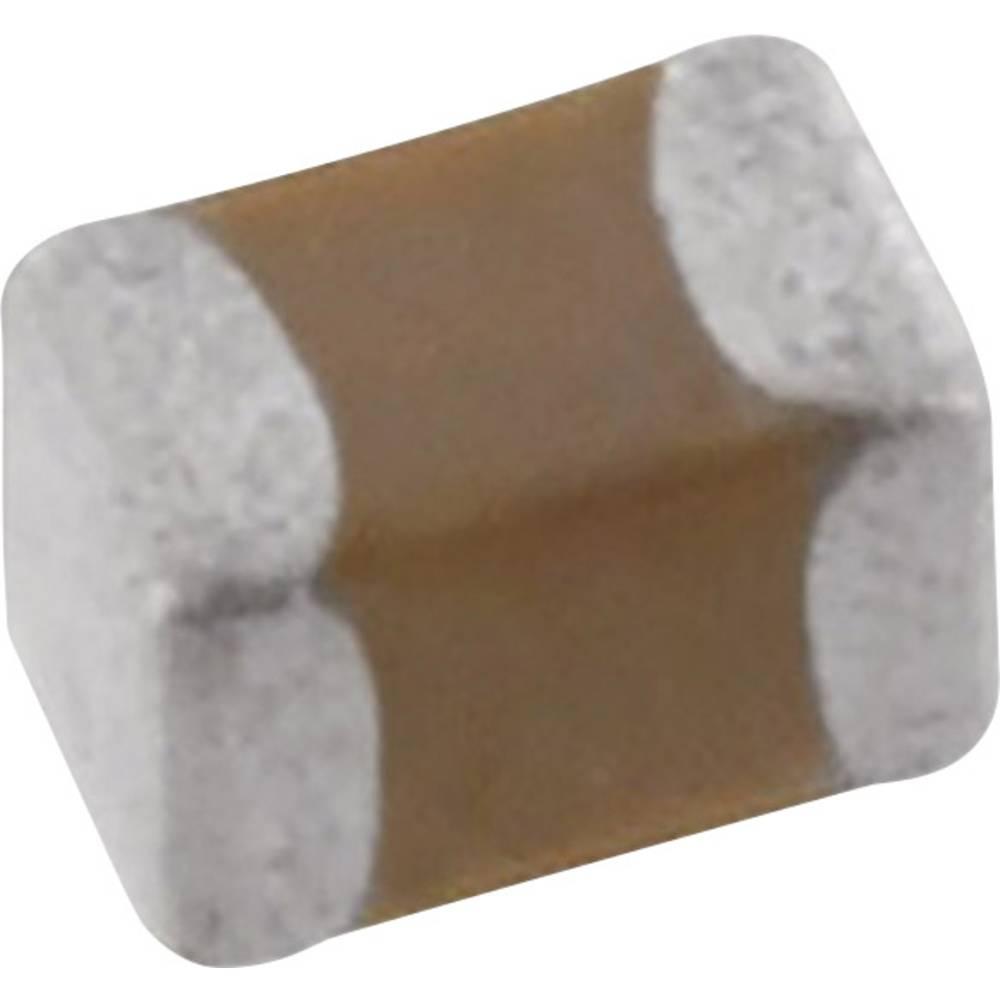 Keramički kondenzator SMD 0402 10 nF 50 V 10 % (D x Š x V) 1 x 0.3 x 0.5 mm Kemet C0402C103K5RAC7867+ 1 kom.