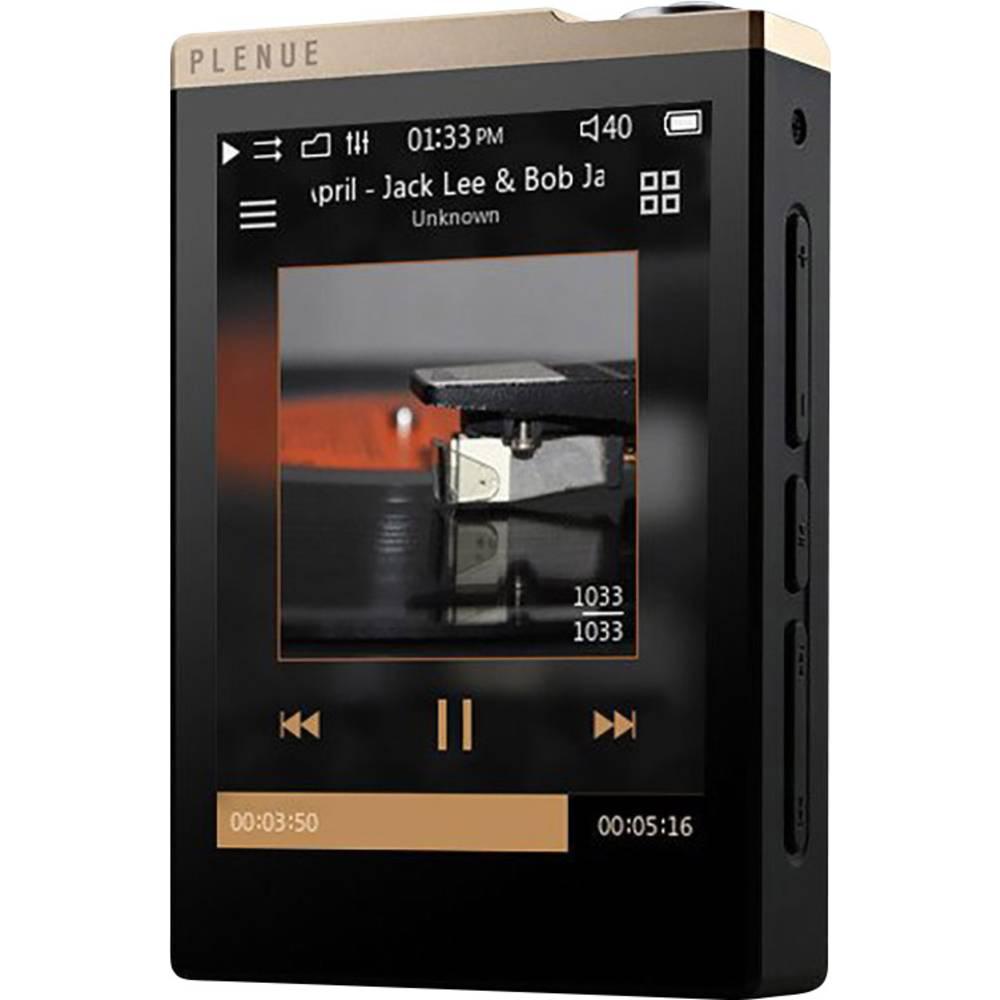 MP3-spelare Cowon Plenue D 32 GB Svart/Guld