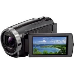 Kamkorder Sony HDR-CX625 7.6 cm (3 palcev) 9.2 Mio. pikslov Opt. Zoom: 30 x črne barve