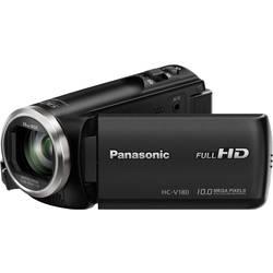 Kamkorder Panasonic HC-V180EG-K 6.9 cm (2.7) 2.5 mio. pikslov Opt. Zoom: 50 x črne barve