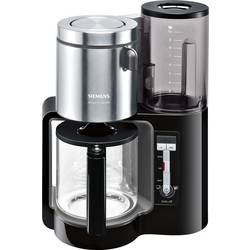 Kavni avtomat Siemens TC86303 črne barve, antracitne barve število skodelic=15 s funkcijo ohranjanja toplote