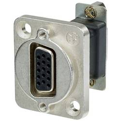 D-SUB adapter D-SUB-vtičnica 15-polna - D-SUB-vtičnica 15-polna Neutrik NADB15FF 1 kos
