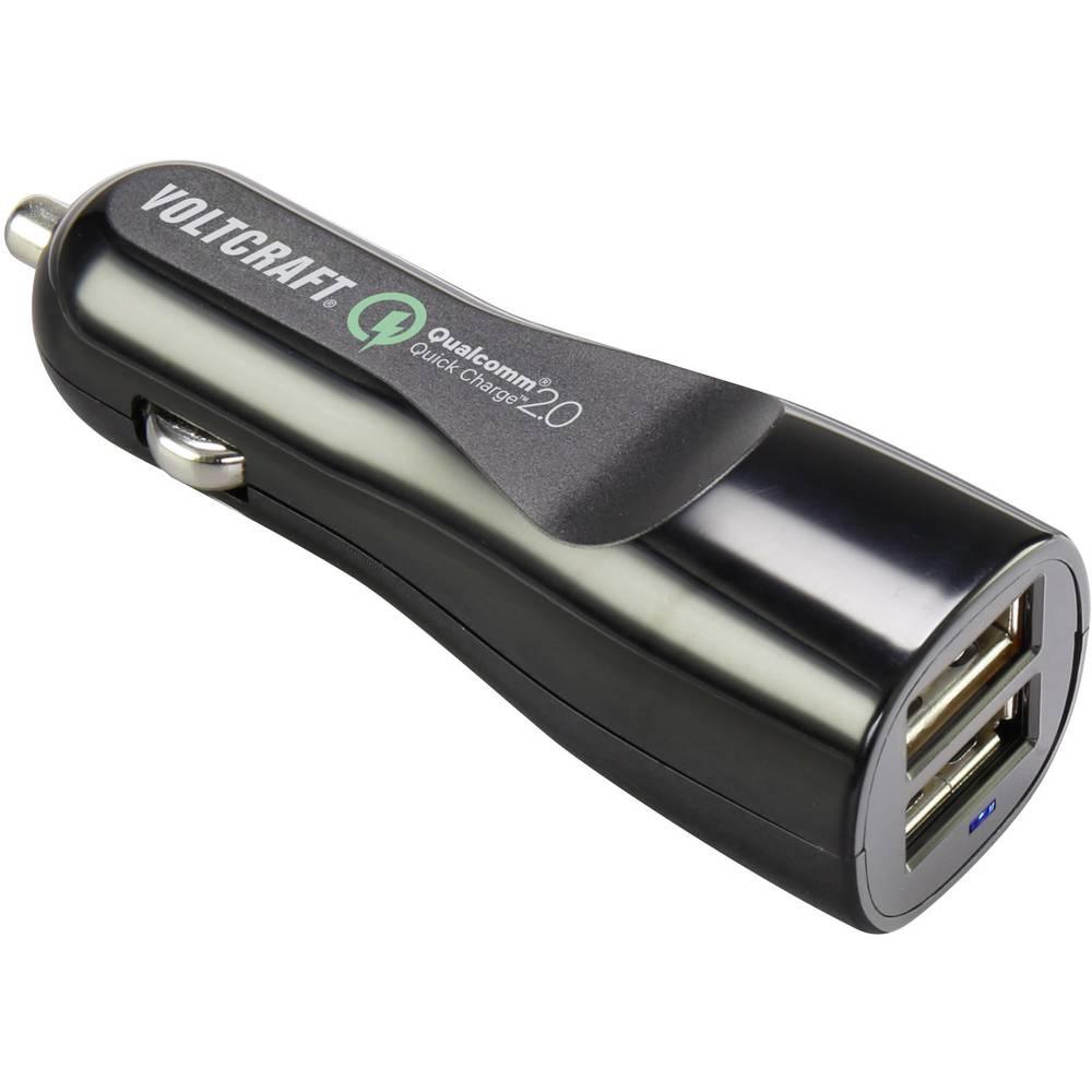 USB-oplader VOLTCRAFT VC12/24 2,4A