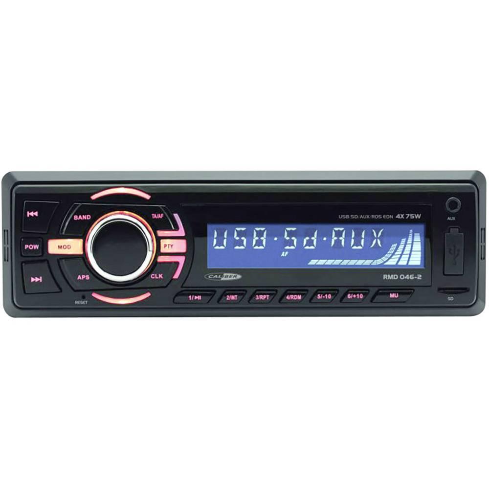 Bilradio Caliber Audio Technology RMD046BT2 Håndfrit Bluetooth®-system