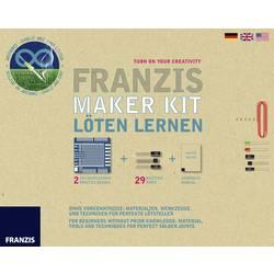 Läropaket Franzis Verlag Maker Kit Löten Lernen