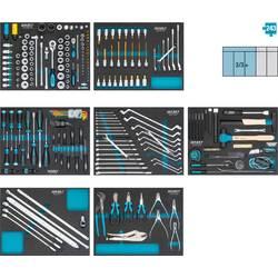 Komplet alata za motorna vozila 242-dijelni set Hazet 0-2500-163/242