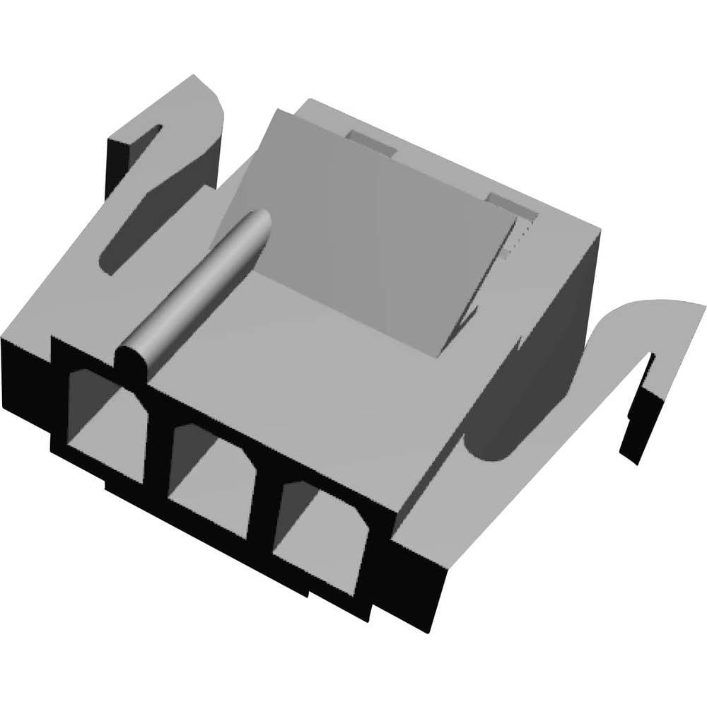 Stiftkabinet-kabel MATE-N-LOK (value.1360599) Samlet antal poler 3 TE Connectivity 1-480304-0 Rastermål: 5.08 mm 1 stk