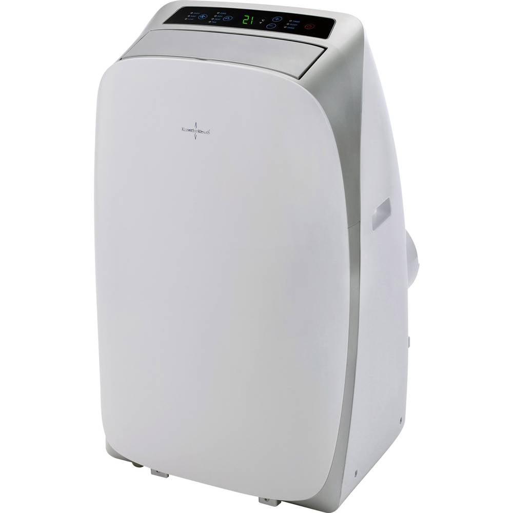 Monoblok klimatska naprava 2600 W, energ. razred: A, Klima1stKlaas 6401 bele barve